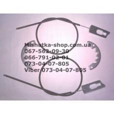 Ремкомплект на регулировку спинки прогулочного блока (28318)