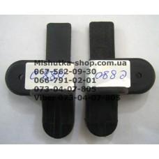 Крепления для дуг капюшона комплект (лев. + прав.) коляски Geoby C880 (28383)