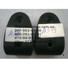 Скоба пластиковая соединяющая части рамы коляски Geoby D349 (28394)