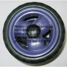 Акция. Колесо отдельно к коляске Geoby D204, D205, D208, D209, D388 (фиолетовый) (145*7) (28403)
