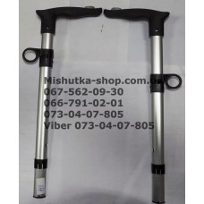 Родительские ручки комплект (лев. + прав.) к коляске Geoby D888/D889 (28429)