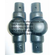 Шарнир внутренний под трубу 20*30мм-20*30мм (28453)